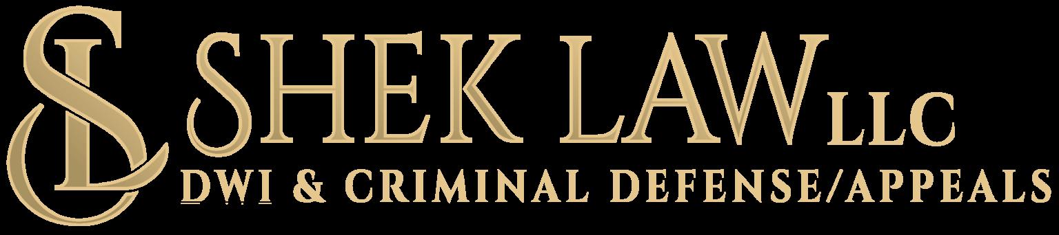 Shek Law LLC | DWI & Criminal Defense/Appeals