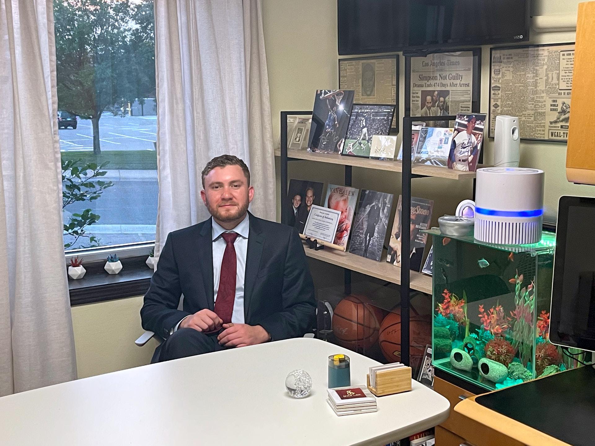 Minnesota DWI & Criminal Defense/Appeals Attorney | Maxwell Shek